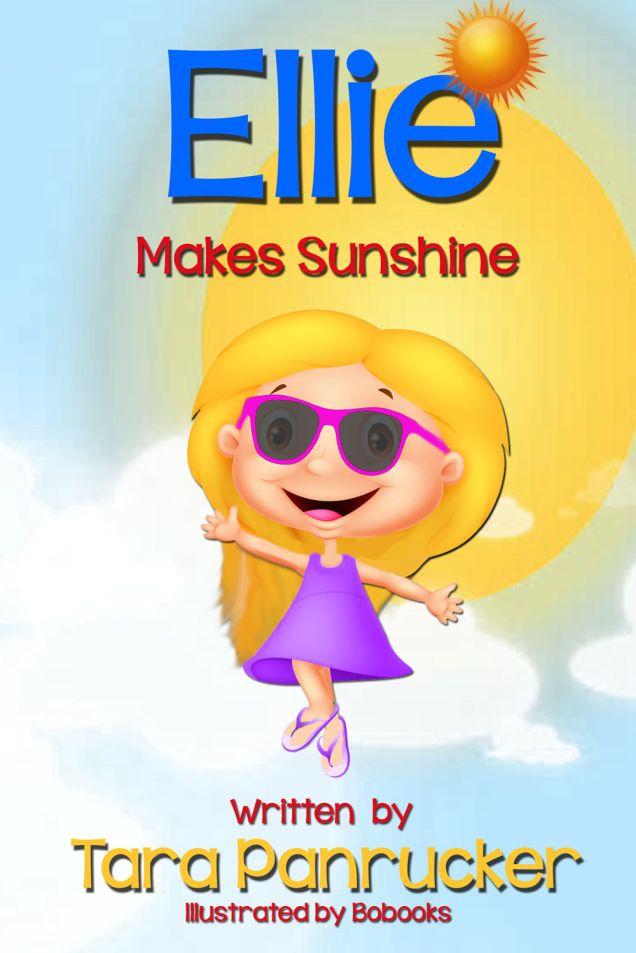 Ellie Makes Sunshine Amazon